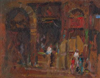 cairo-street-scene