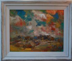cloud-study-40x50