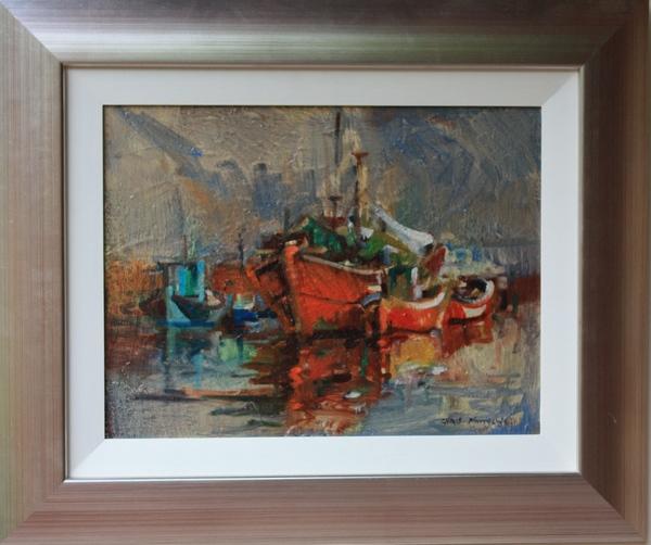 fishing-boats-molyvos-island-of-lebos-greece